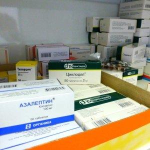 Нейролептики: список препаратов без рецептов